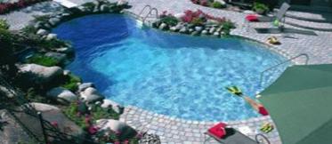 Hồ bơi bê tông cốt thép